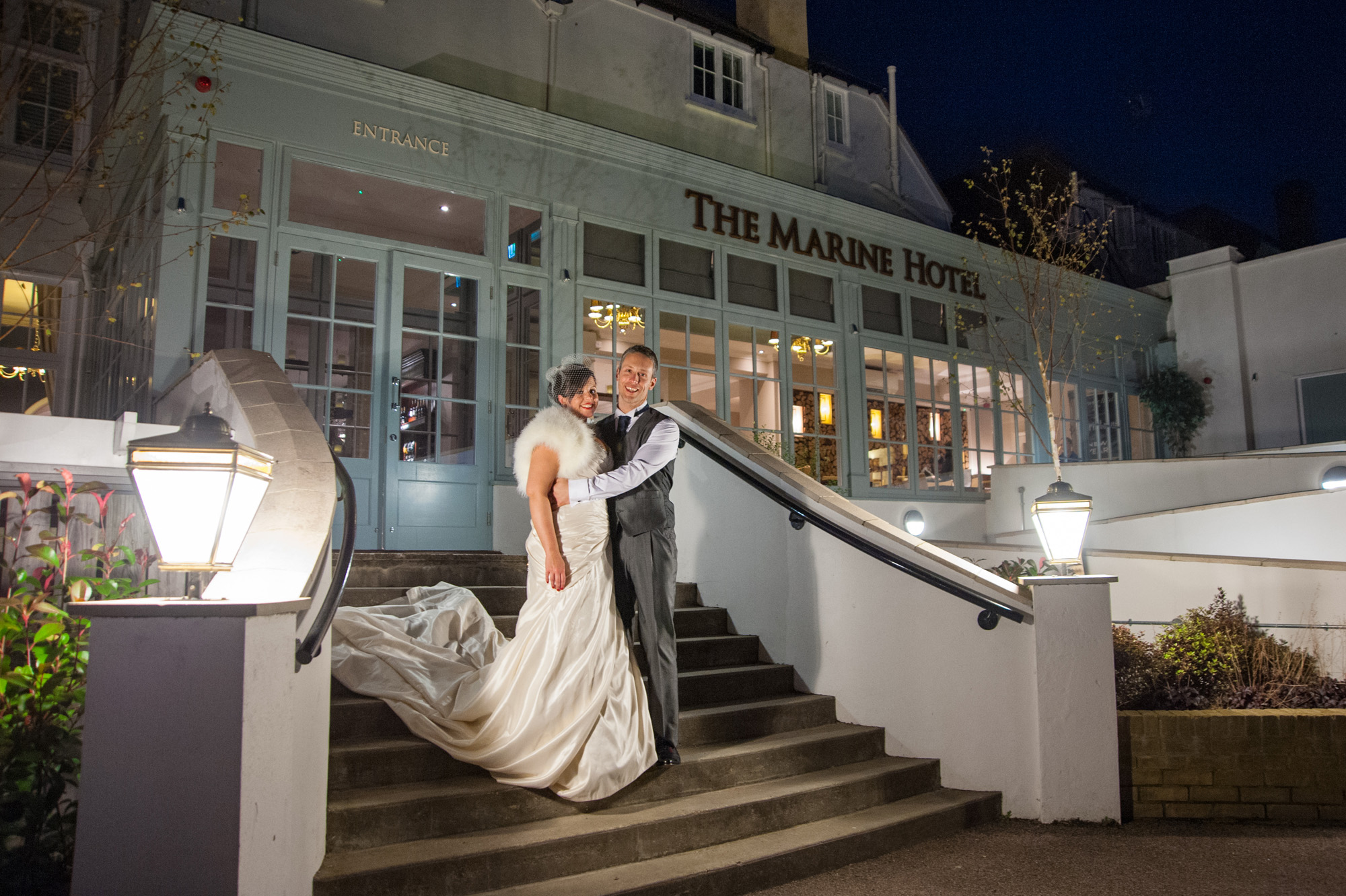 Marine Hotel Whitstable - Wedding