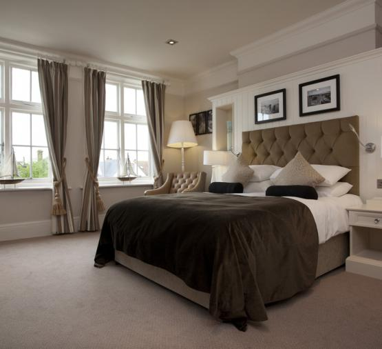 Marine Hotel Whitstable - Double Room
