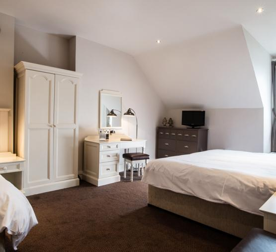 Marine Hotel Whitstable - Family Rooms