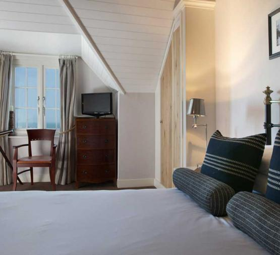 Marine Hotel Whitstable - Sea View Room