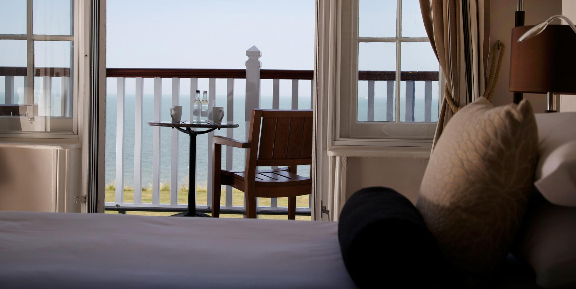 The Marine Hotel - Stay with us