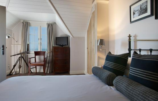 Marine Hotel Whitstable - Sea View Double Room